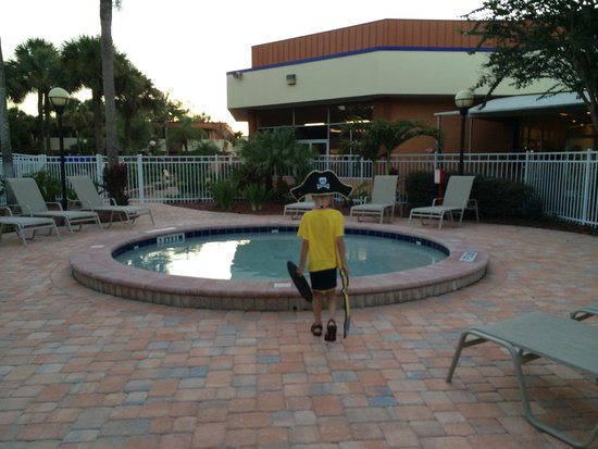 Red Lion Hotel Orlando - Kissimmee Maingate: Kiddie pool - huge and clean