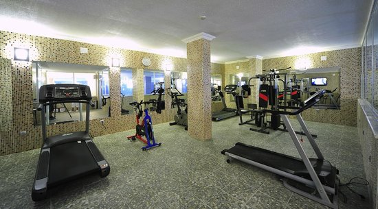 Dinler Hotels - Nevsehir: Fitness Center at the Activity Center
