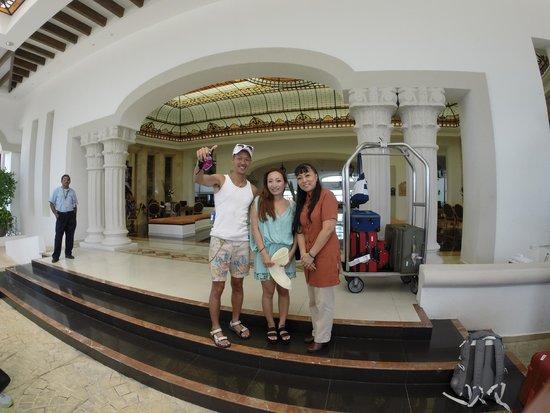 Hyatt Zilara Cancun: お世話になった日本人コンシェルジュのYUKOさんと