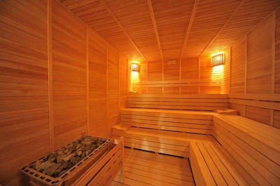 Dinler Hotels - Nevsehir: Sauna