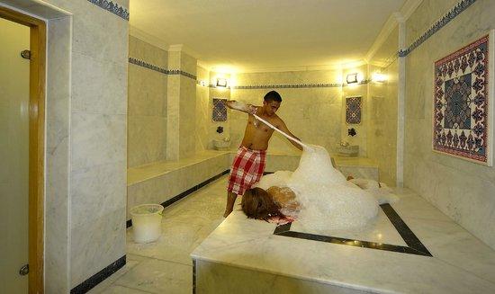 Dinler Hotels - Nevsehir: Turkish Bath at the Activity Center Hamam