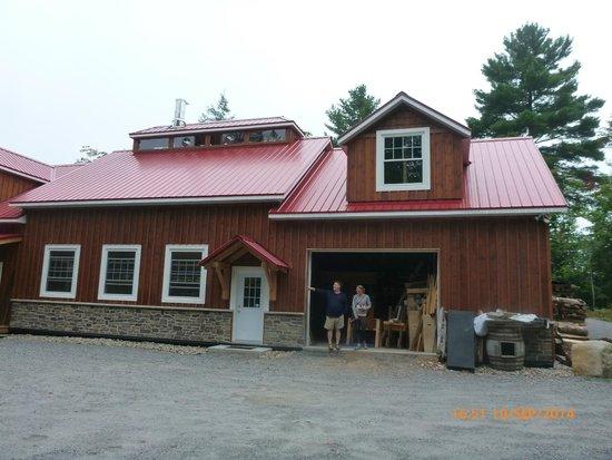 Sugarbush Hill Maple Farm: House