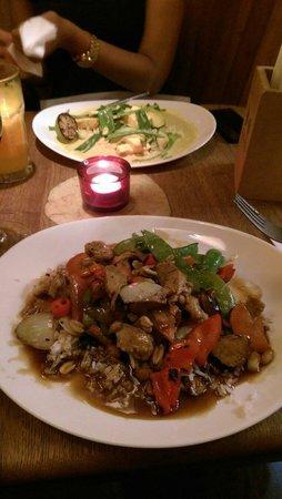 Maitrea: Delicious food