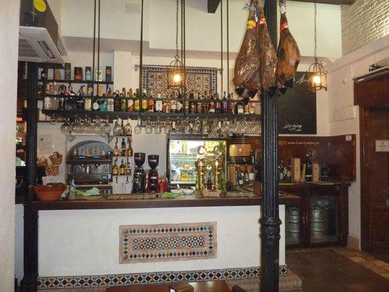 El Rincon de Murillo: le bar