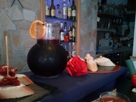 Bar Taperia Al Andalus: Sangría