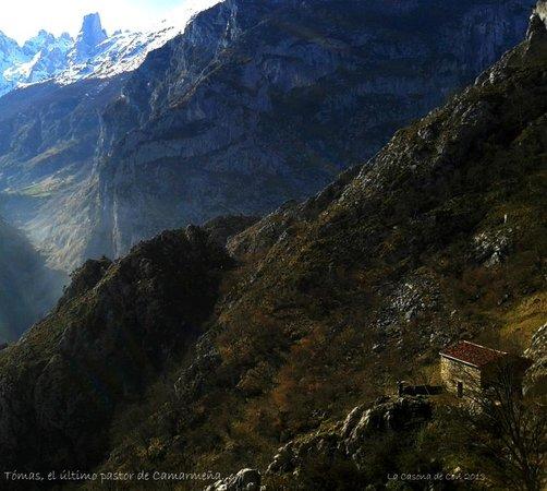 La Casona de Con: El naranjo de Bulnes, pico Urriellu