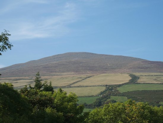 Manx Electric Railway: View of Snaefell