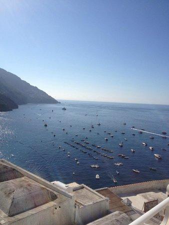 هوتل ريجينيلا بوزيتانو: view