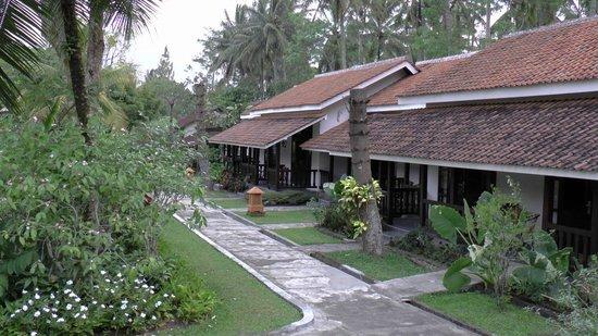 Margo Utomo Agro Resort & Cottages: kamers