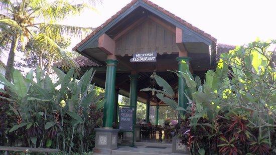 Margo Utomo Agro Resort & Cottages: restaurant