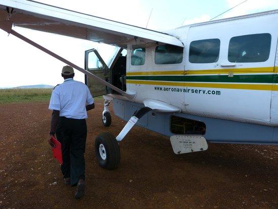 Sognando il Kenya: il mio ... volo da Malindi a Masai Mara