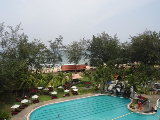 Resorts World Kijal: Sea view premier room