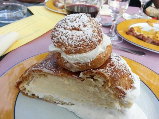 Domaine Du Roi Kysmar: Un bon gâteau