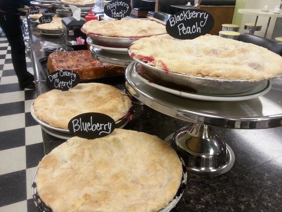 Little Fat Gretchen: a few pies