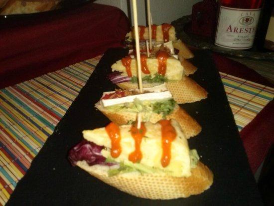 Bar Taperia Al Andalus: Pintxos