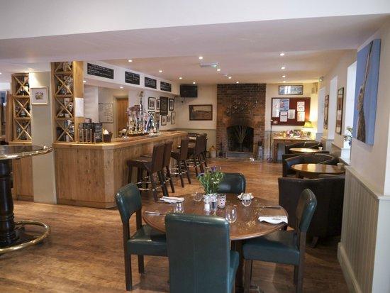 The Dove Inn: Bar Area