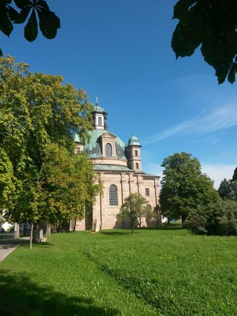 sch ne basilika wallfahrtskirche maria hilf freystadt reisebewertungen tripadvisor. Black Bedroom Furniture Sets. Home Design Ideas