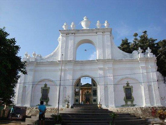 Sumenep Tomb of the Kings: Pintu gerbang