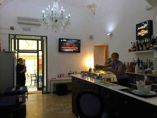 La Grande Bellezza RistoBar: Il bar