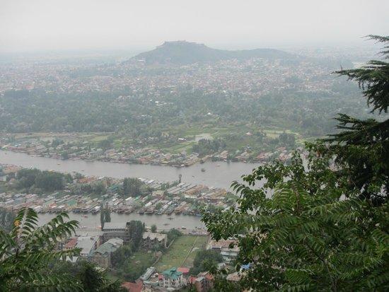 فيفانتا باي تاج - دال فيو سريناجار: Landscape from our room