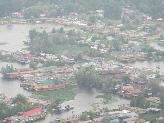 فيفانتا باي تاج - دال فيو سريناجار: Srinagar