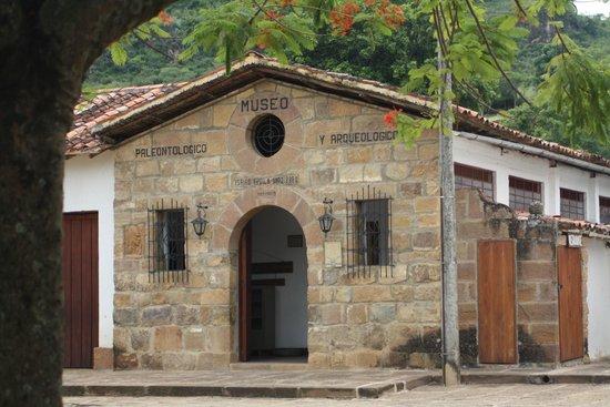Museo Isaias Ardila Diaz: Facciata del Museo