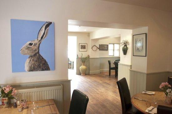 The Dove Inn: Restaurant