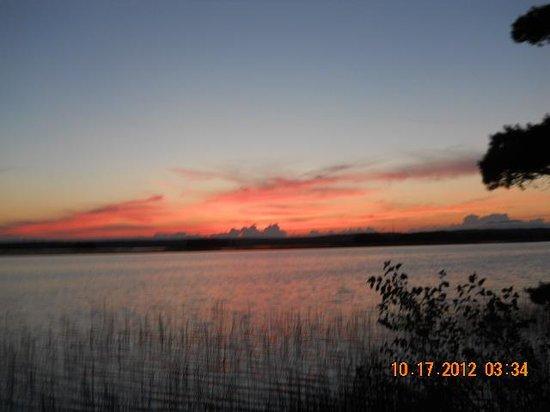 Oak Point Resort: Leech Lake View