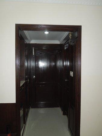 هوتل سيتي هارت بريميم: Entrance