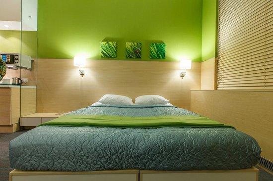 Sleeport Hotel: двухместный стандарт