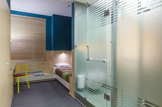 Sleeport Hotel: одноместный стандарт