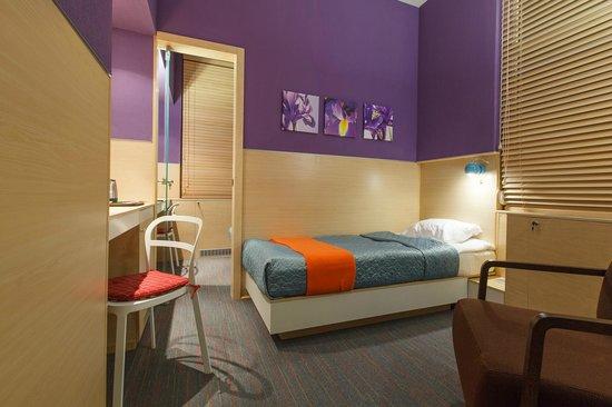 Sleeport Hotel: двухкомнатный номер
