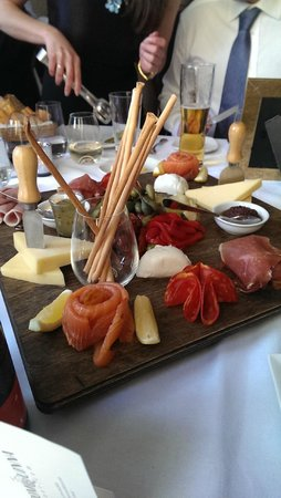 Dromquinna Manor: Artizan Platter - excellent idea for a wedding