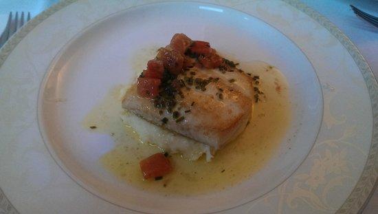 Dromquinna Manor: Delish Fish