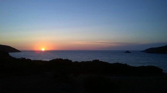 U Nichjaretu: tramonto da favola
