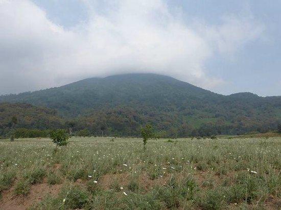 Volcanoes National Park: salendo