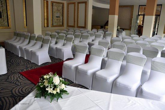 كوبثورن هوتل نيوكاسل: Ceremony Room