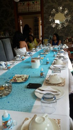 The St. James on Venice: High Tea Baby Shower 2