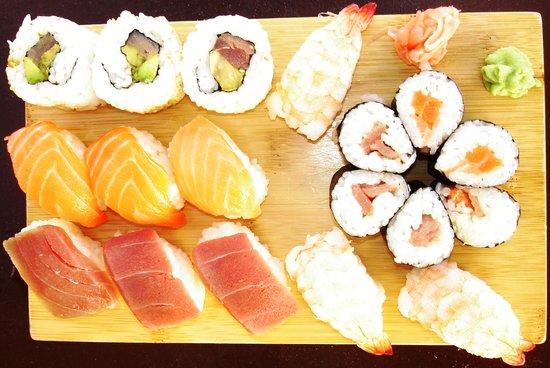 Yamasaki: Restaurant Yamasaki - lecker Sushi