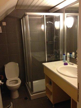 Legends Apartments: Bathroom