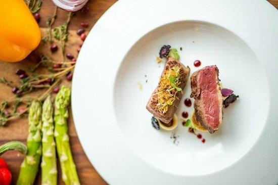 Barberry Club Restaurant: Утиная утка с ежевичным соусом