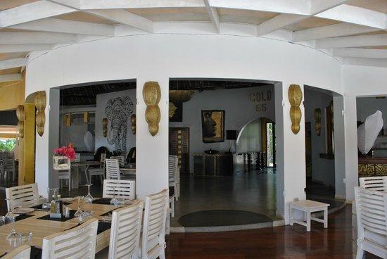 Kola Beach Resort: Dinning Room Entrance