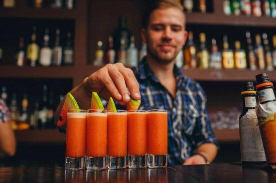 Barberry Club Restaurant: Sunday. Любимый коктейль наших гостей.