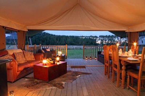Thornham Bay - Wild Luxury: Wild Luxury Lodge