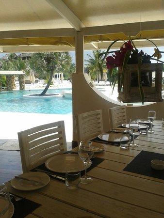 Kola Beach Resort: Dinning
