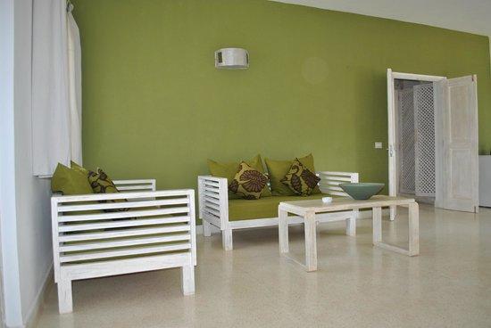 Kola Beach Resort: Living Room