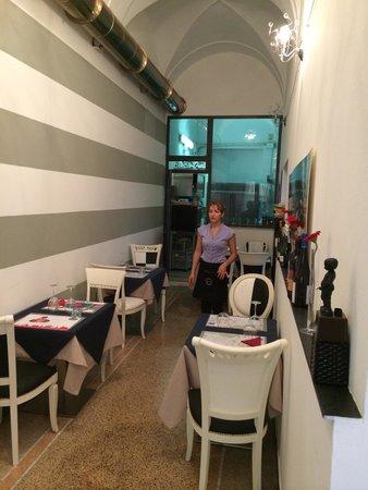 La Grande Bellezza RistoBar: Il ristorante