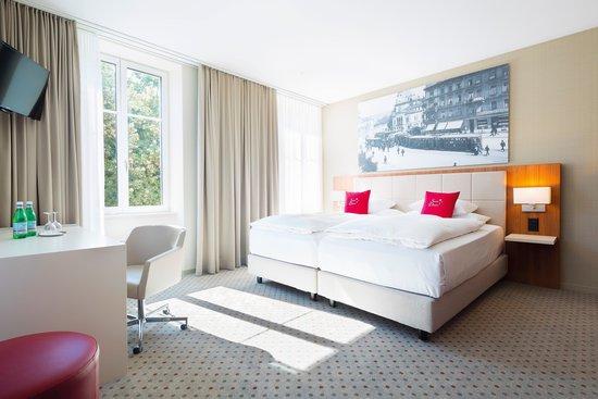 بست ويسترن هوتل يوروهوتل وورتمان: Hotelzimmer Ececutive