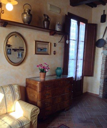 Antica Sosta: Sala relax