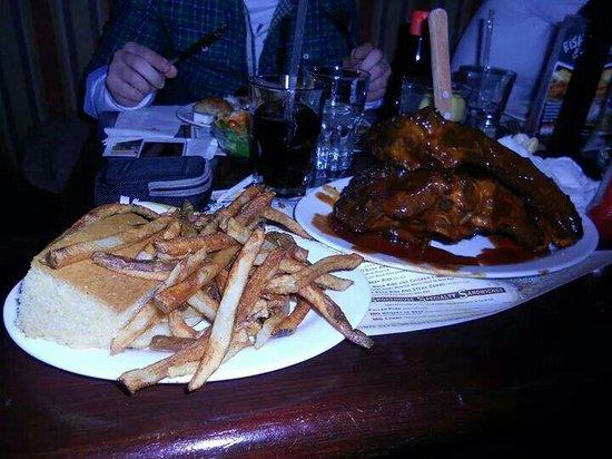 Dallas BBQ: Costine al BBQ